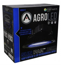 AGRO LED AgroLED Sun Par 390 5K - Blue 120 - 240 Volt
