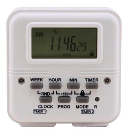 TITAN CONTROLS Titan Controls® Apollo® 18 - Two Outlet Dual Schedule Digital Timer