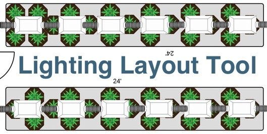 Lighting Layout Tool