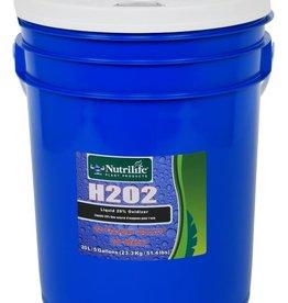 NUTRILIFE Nutrilife H2O2 29% 5 Gallon
