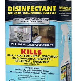 Star brite Star Brite Performacide Disinfectant 32 oz Spray Kit
