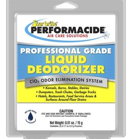 Star brite Star Brite Performacide Professional Liquid Deodorizer 3/Pack Gallon Refill Kit