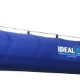 IDEAL-AIR Ideal-Air Gro-Sok Distribution System - 12 in Round x 20 ft Long