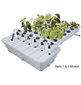 GENERAL HYDROPONICS GH AeroFlo2 - 36 Site (2/Boxes)