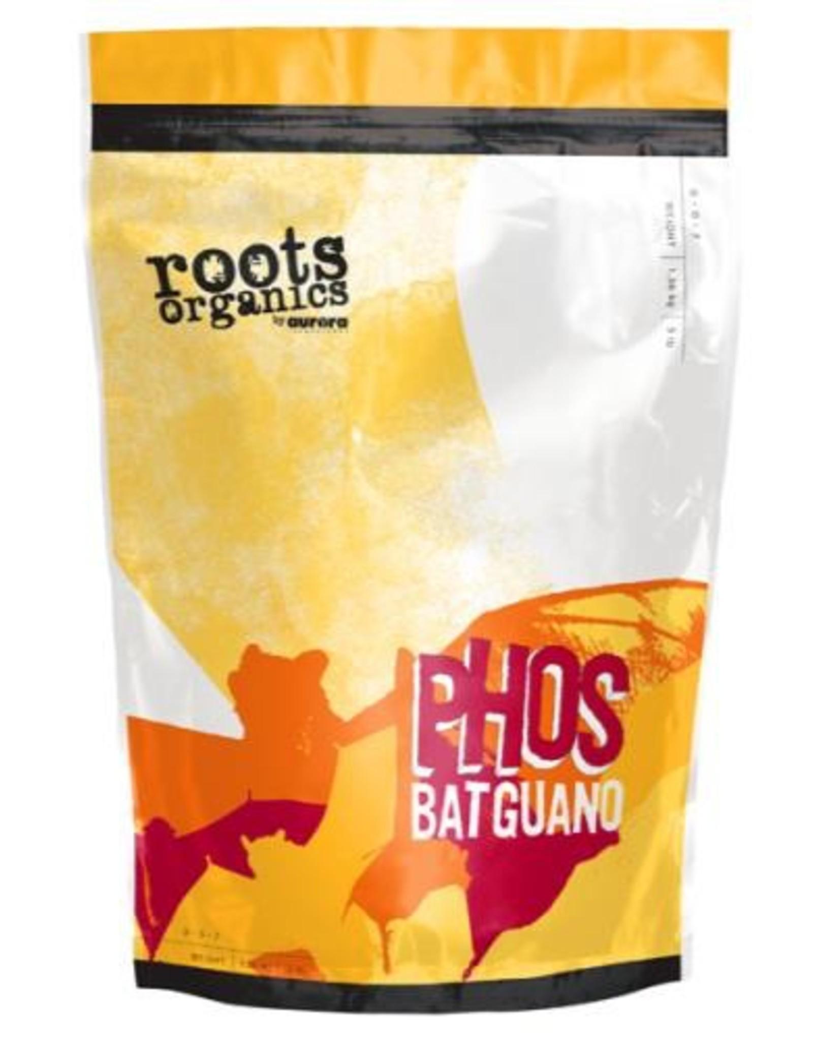AURORA INNOVATIONS Roots Organics Phos Bat Guano 3 lb