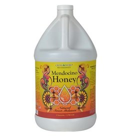 GROW MORE Natural organic honey plus montmorillinite, a source of over 70 trace elements. A naturally sweet carbohydrate plus organic carbon to stimulate growth. When used in a hydroponic system, it supplies a valuable source of organic carbon & carbohydrates. Incr