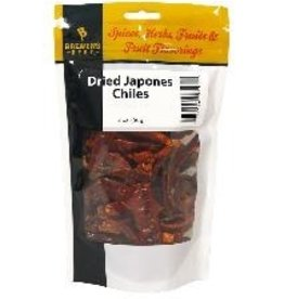 BREWERS BEST DRIED JAPONES CHILES 2 OZ