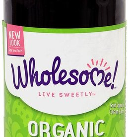 SUNLIGHT SUPPLY Wholesome Sweetener Certified Organic Molasses Quart