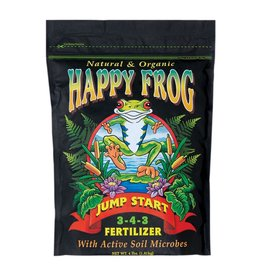 FOX FARM HAPPY FROG JUMP START 3-4-3 (4LBS)
