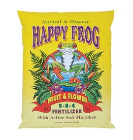 FOX FARM Happy Frog Fruit & Flower Fertilizer, 18 lbs.