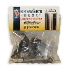 "BREWERS BEST BREWER'S BEST® KEGGING HARDWARE KIT (1/4"" MFL FITTINGS)"