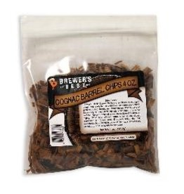 BREWERS BEST BREWER'S BEST® COGNAC BARREL CHIPS 4 OZ