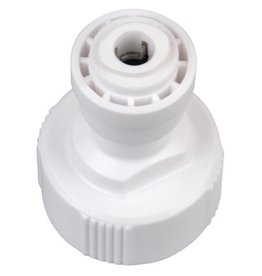 HYDROLOGIC Hydro-Logic QC Garden Hose Connector 3/8 in