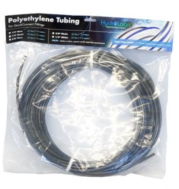 "HYDROLOGIC 3/8"" black tubing pack - 50 ft."