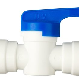"HYDROLOGIC 3/8"" Ball Valve Inline Shut-Off"