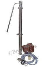 Brewhaus Essential Extractor PSII High Capacity Moonshine Still- Keg Kit