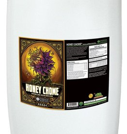 Emerald Harvest Intensify fragrance and flavor in your plants with Honey Chome®, a resin and aroma enricher from Emerald Harvest®. Designed to enrich your valuable crops with a robust bouquet and plenty of resins during the flowering phase. This rich formulation is forti