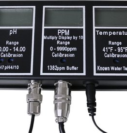 CONTROL WIZARD PRODUCTS 24-7 Nutrient Monitor