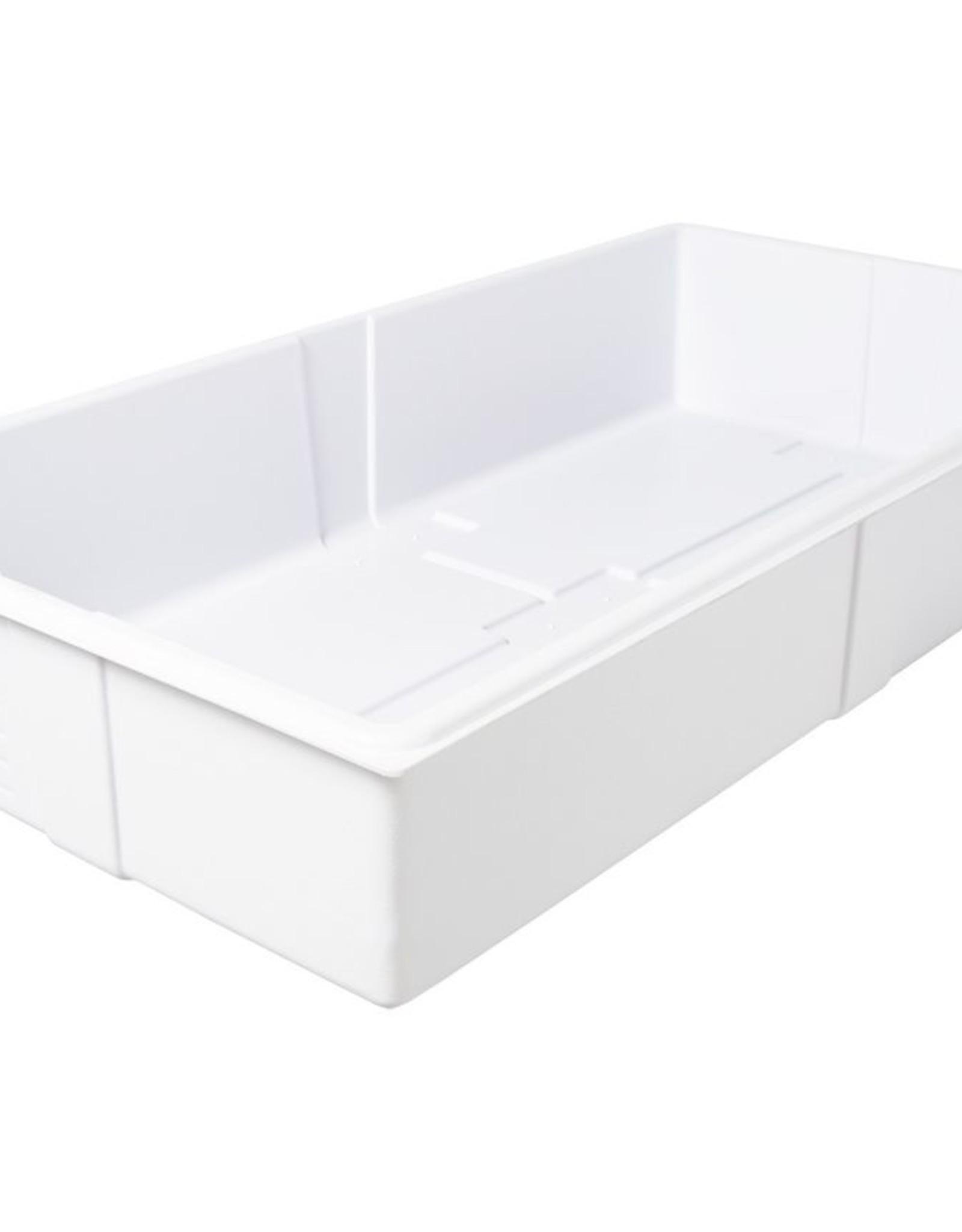 ACTIVE AQUA Active Aqua Premium Deep Flood Table, White, 2' x 4'