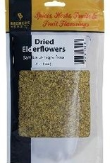 BREWERS BEST BREWER'S BEST® DRIED ELDER- FLOWERS 2 OZ