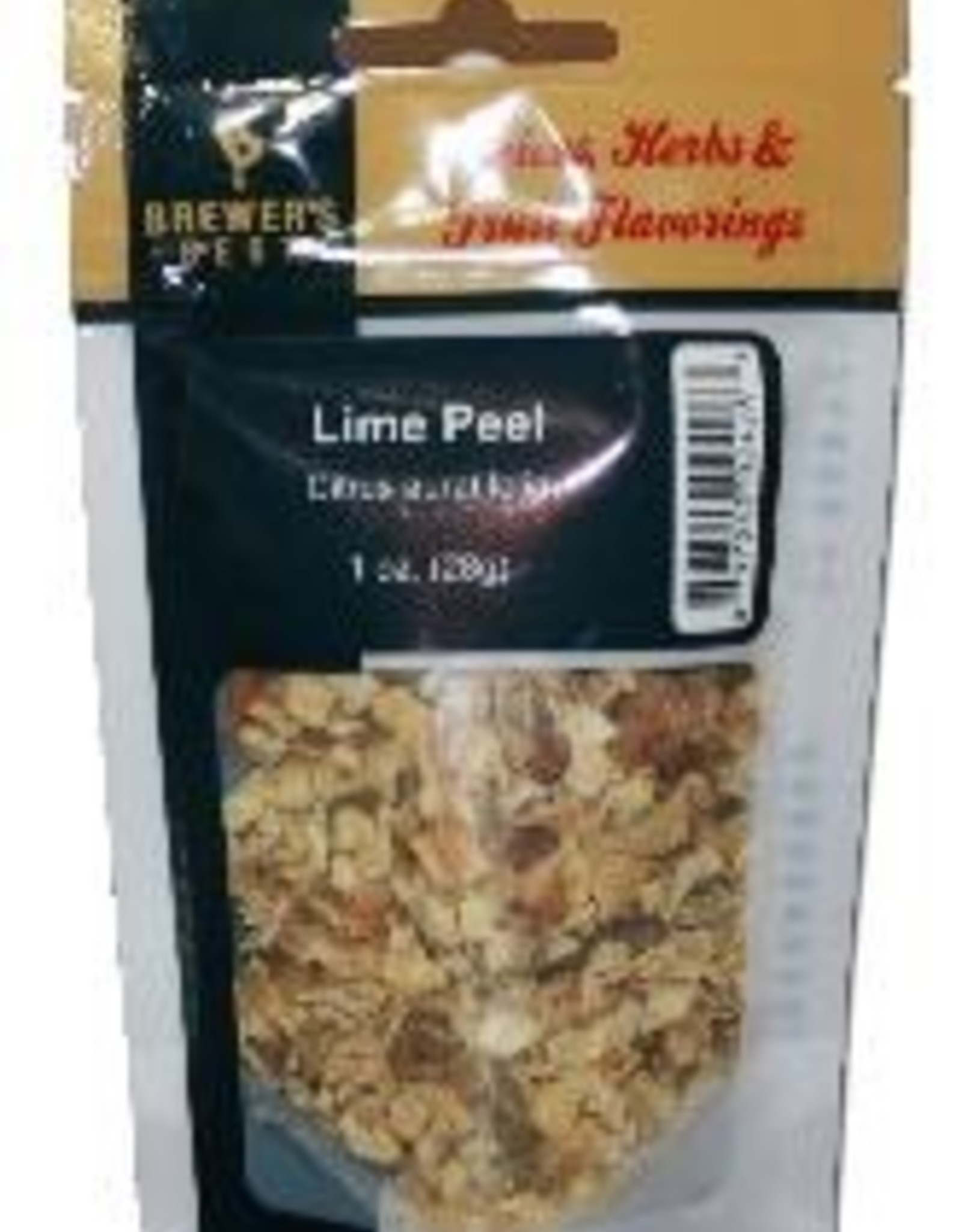 BREWERS BEST BREWER'S BEST® LIME PEEL 1 OZ