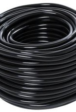 "ACTIVE AQUA 3/16"" Black Tubing, 100' Roll"