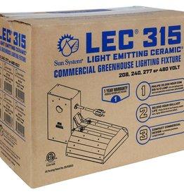 SUN SYSTEM Sun System LEC Commercial Fixture 277 Volt w/ 4200 K Lamp