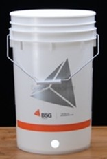 BREWERS BEST 6.5 GAL 1'' HOLE BOTTLING BUCKET