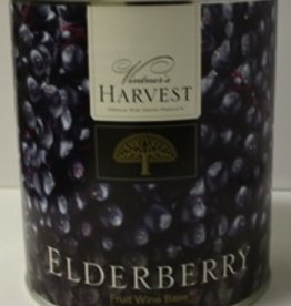 VINTNERS HARVEST VINTNER'S HARVEST ELDERBERRY FRUIT CONCENTRATE 96 OZ