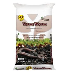 GENERAL HYDROPONICS VermiWorm™ Premium Worm Castings are created by Red Wigglers; these are pure Eisenia Fetida castings. They are farmed organically in California by agriculturists who truly care about what they do. VermiWorms™ are fed a specific diet of organic matter cont