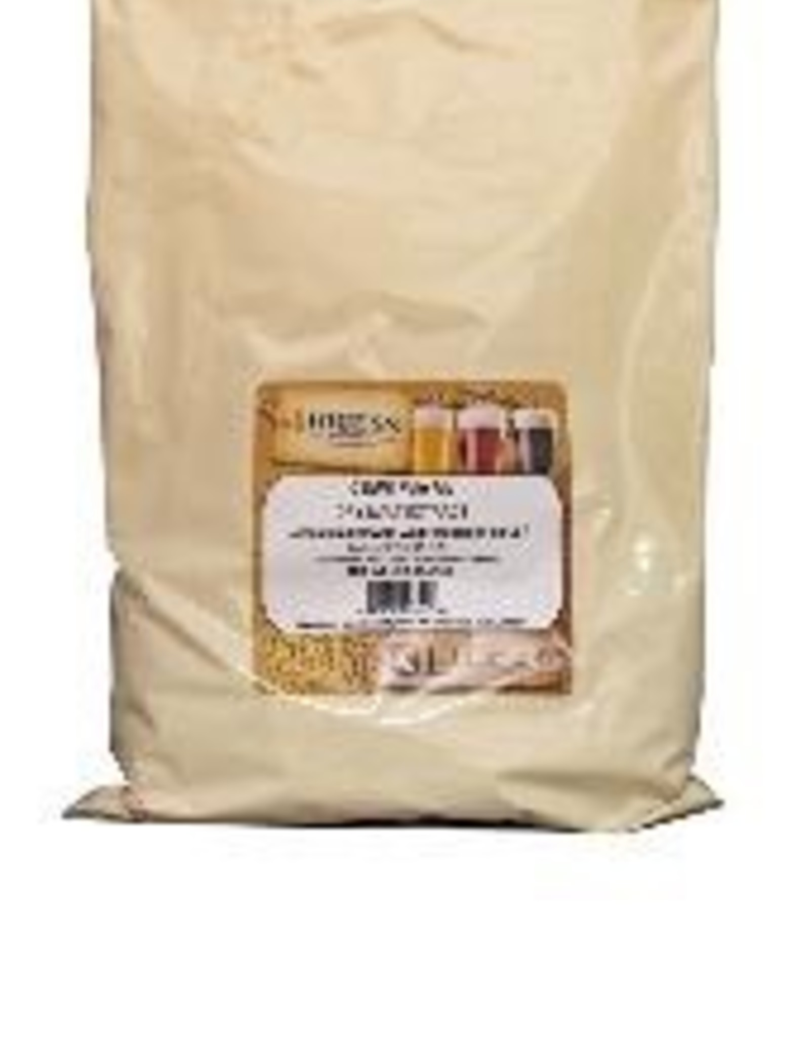 BRIESS Use up to 100% for all-extract ales. Its rich malty flavor provides a strong malty backbone that supports inclusions of even the most demanding specialty malts. Use with other base malt extracts for additional flavor, especially developing warm, malty and