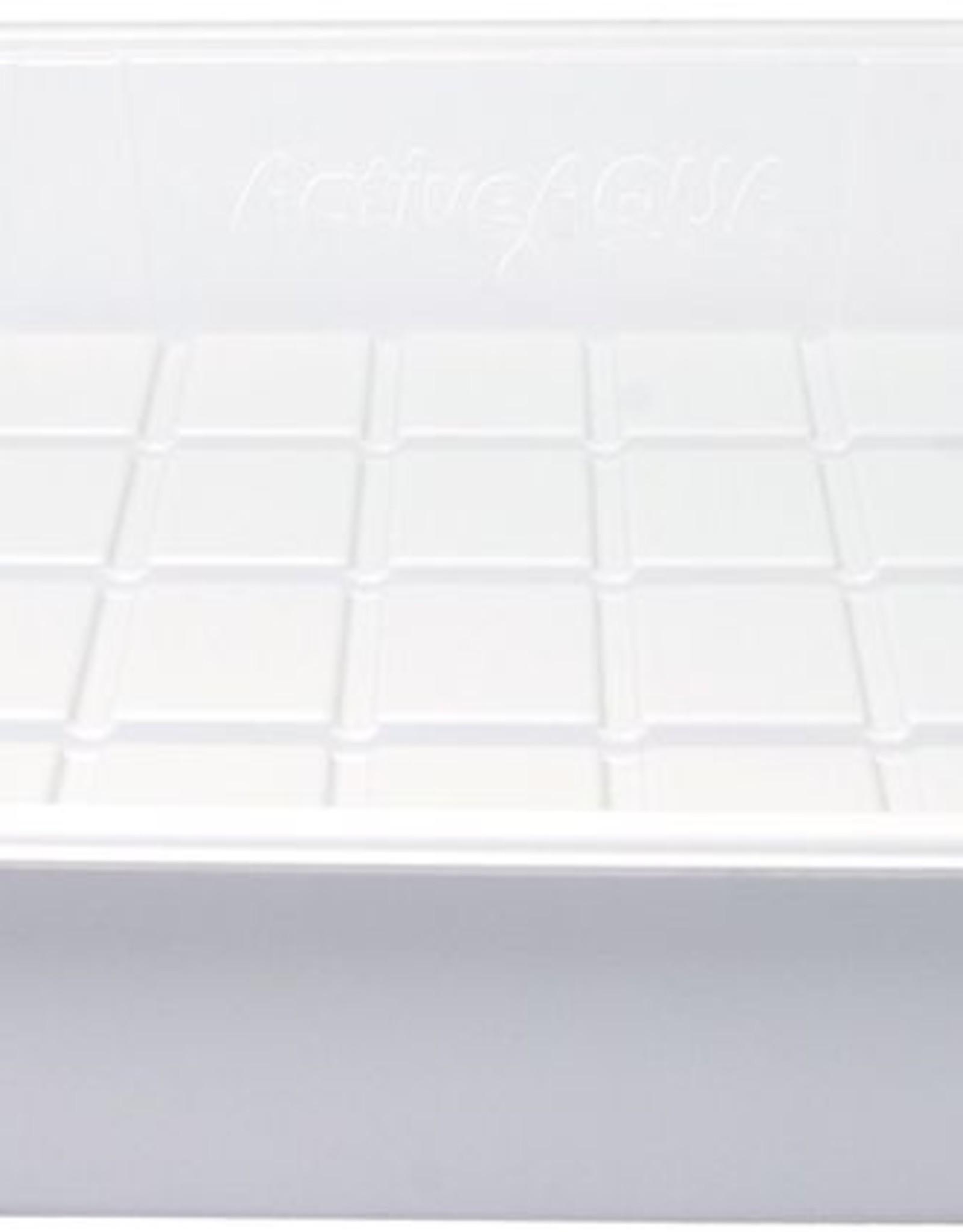 Active Aqua Premium White Flood Table, 3' x 3'