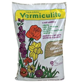 Espoma Often a key ingredient in soilless potting mixes, Mica-Grow Vermiculite Soil Additive is prized for its ability to retain moisture. This coarse Vermiculite is especially well-suited to creating soil and soilless mixes tailored to the needs of specific pla