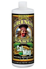 FOX FARM Have you ever met a grower that was super stoked about blossom end rot or tip burn? No way! That's why FoxFarm® brings you Gringo Rasta® Cal-Mag to strengthen cell walls and aid in fruit development, helping you avoid the costly and frustrating deficienci