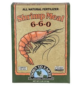 Down To Earth™ Down To Earth Shrimp Meal - 2 lb