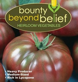 BBB SEEDS Tomato, Black Krim