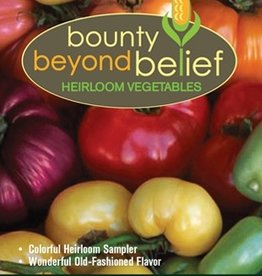 BBB SEEDS TOMATO, Heirloom Blend