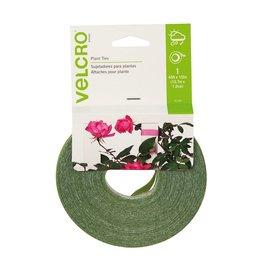"VELCRO USA Velcro Plant Ties 45' x 0.5"" Green,"