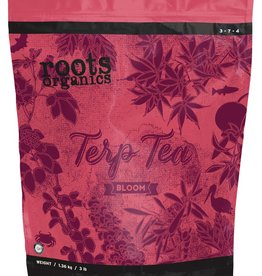 AURORA INNOVATIONS Roots Organics Terp Tea Bloom <br /> 3 lb