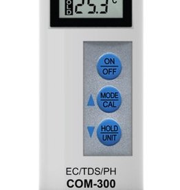 HM DIGITAL HM Digital pH / TDS / EC / Temp meter