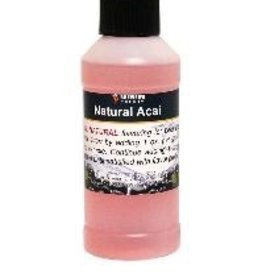 BREWERS BEST NATURAL ACAI FLAVORING EXTRACT 4 OZ