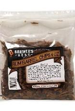 BREWERS BEST BREWER'S BEST® RUM BARREL CHIPS 4 OZ