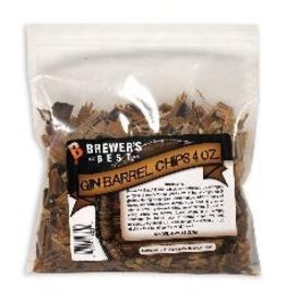 BREWERS BEST BREWER'S BEST® GIN BARREL CHIPS 4 OZ