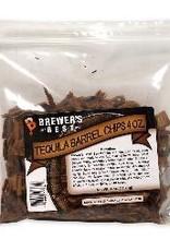 BREWERS BEST BREWER'S BEST® TEQUILA BARREL CHIPS 4 OZ