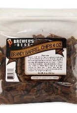 BREWERS BEST BREWER'S BEST® BRANDY BARREL CHIPS 4 OZ