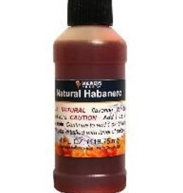 BREWERS BEST NATURAL HABANERO FLAVORING EXTRACT 4 OZ