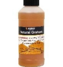 BREWERS BEST NATURAL GRAHAM FLAVORING EXTRACT 4 OZ