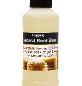 BREWERS BEST NATURAL ROOT BEER FLAVORING EXTRACT 4 OZ
