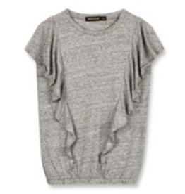 FINGER IN THE NOSE E19 GRAMMY Heather Grey - Girl Knitted Jersey Sleeveless Top