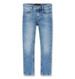 FINGER IN THE NOSE E19 TAMA Bleached Blue - Girl Woven Skinny Fit Jeans